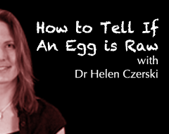 How to Tell if an Egg is Raw